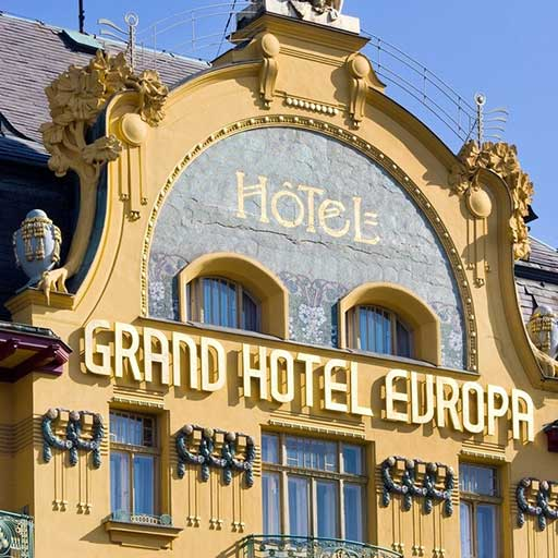 Arr D Interiors W Hotel Prague
